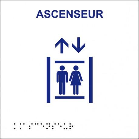 Braille Ascenceur