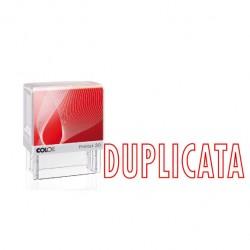 "Printer 20 formule "" DUPLICATA"""
