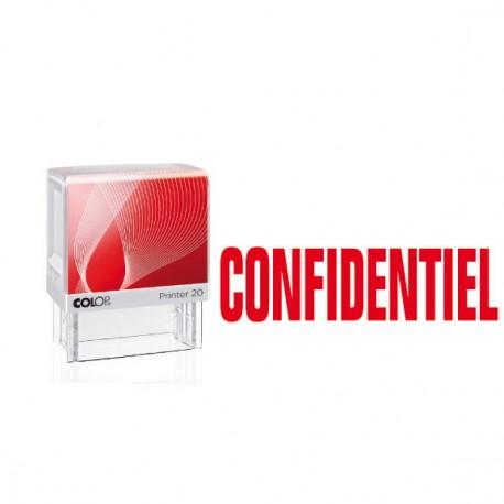"""Printer 20 formule """" CONFIDENTIEL"""""""