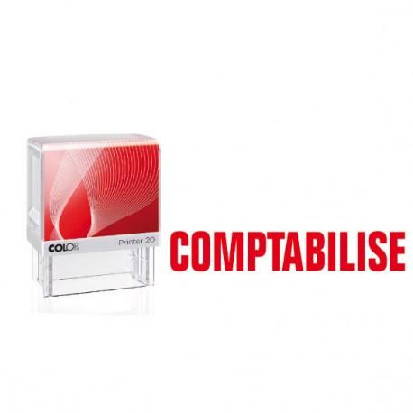 "Printer 20 formule "" COMPTABILISE"""